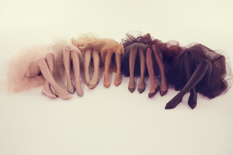"Collection ""Nude"" Louboutin"
