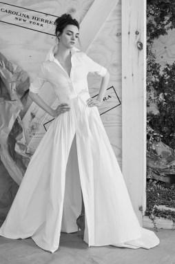"Carolina Herrera ""Bridal"" 2017"