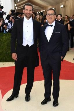 Bradley Cooper et David O. Russell