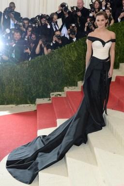 Emma Watson en Calvin Klein