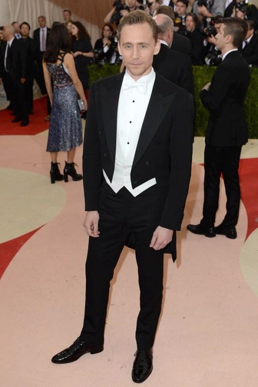 Tom Hiddleston en Ralph Lauren