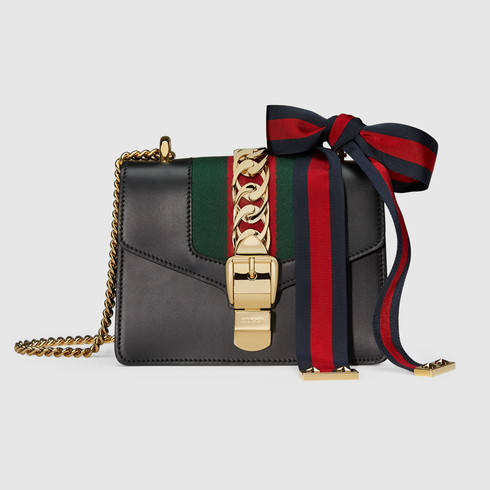 Sylvie leather mini chain bag CHF 1,610