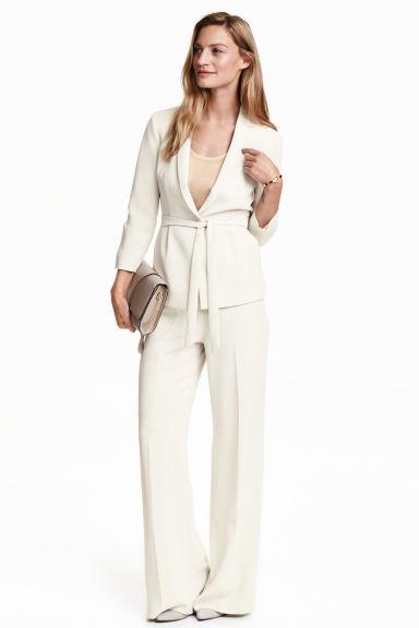 Pantalons 55.99 CHF, Blazer 69.90 CHF H&M