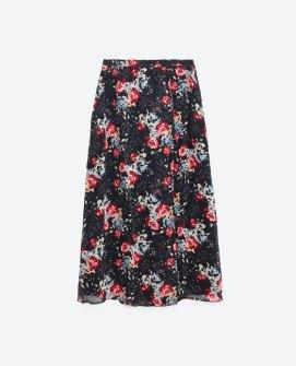 Jupe à motifs floraux 39.95 CHF