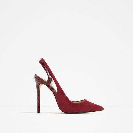 Chaussures ZARA 49.90 CHF