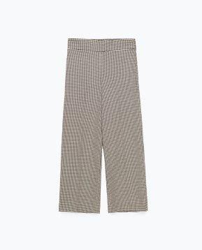 ZARA, jupe culotte 49.90 CHF