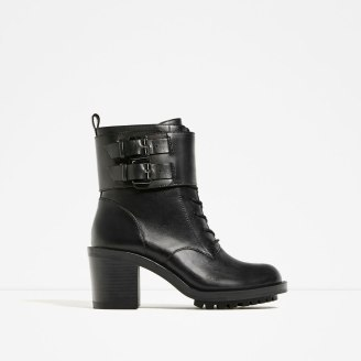 Bottines ZARA 129.90 CHF