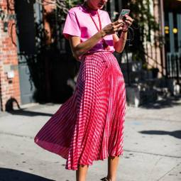Street Style Fashion Week New York 2016