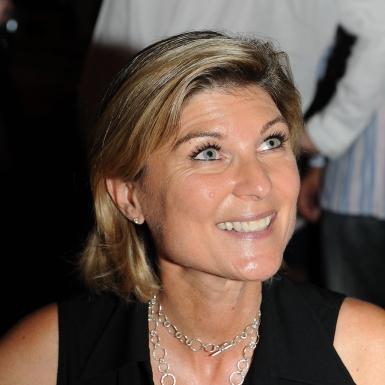 Caroline Jurgens, directrice de la fondation