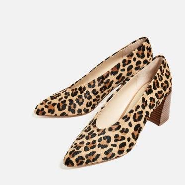 ZARA chaussures 89.90 CHF