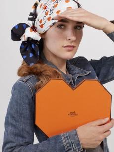 Emballage inédit en forme de coeur
