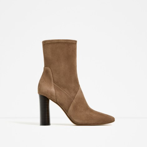 Bottines ZARA 129 CHF