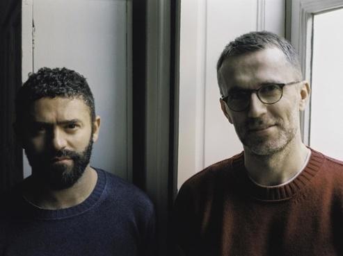 Alexandre Mattiussi et Loïc Prigen