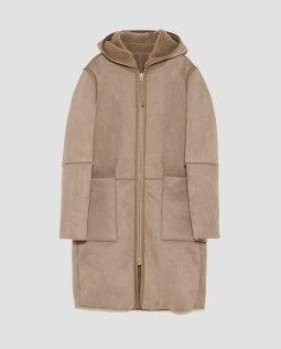 Manteau bi-matière 119.00 CHF
