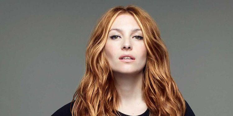 Modèle coiffure / Blond vénitien
