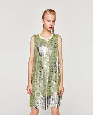 Zara, robe, soldes, 19.95 CHF