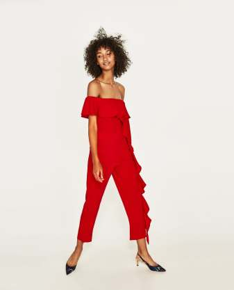 Zara, combinaison, soldes, 39.95 CHF