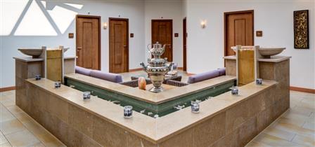 Massage au Willow Stream Spa