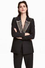 H&M, blazer clouté, 139 CHF