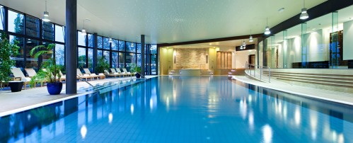 Willow Stream Spa, Montreux