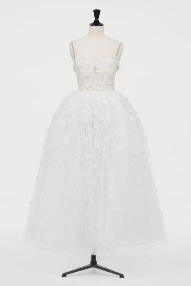 Robe corset en dentelle 649 CHF