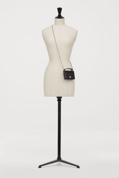 Giambattistta Valli pour H&M, sac en cuir