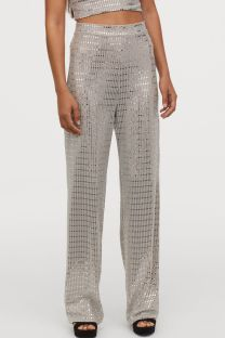 Pantalons métalisés H&M 49.90 CHF